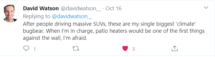 @davidwatson_ from twitter talking about patio heaters