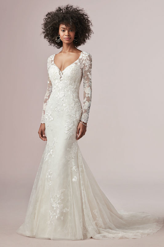 Mandy Dawn designed by Rebecca Ingram for Maggie Sottero