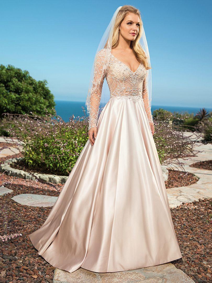 Cassandra Designed by Casablanca Bridal