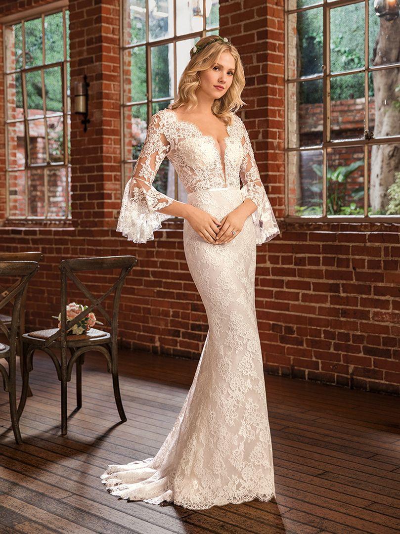 Peyton Designed by Beloved for Casablanca Bridal
