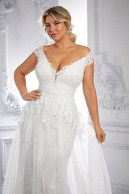 Morilee Plus Size Wedding Dresses