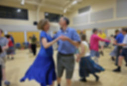 Princeton Country Dancers contra dance