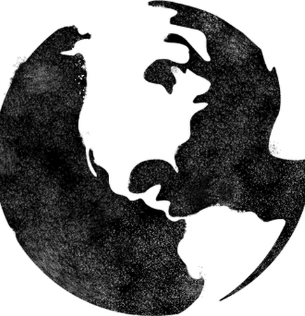 Black and White Earth .png
