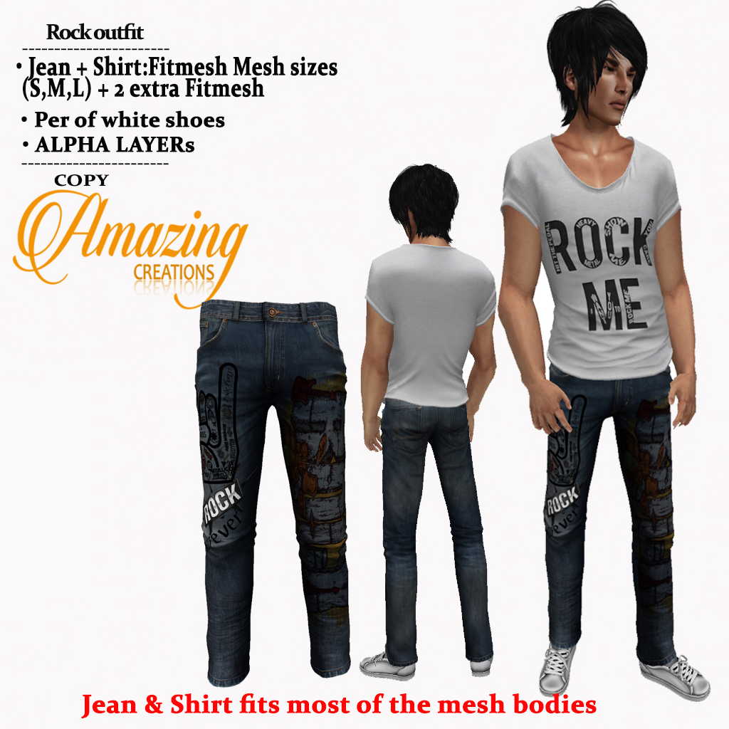 AmAzINg CrEaTiOnS Rock Hunt Male gift