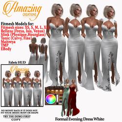 AmAzInG CrEaTiOnS Formal Evening Dress W