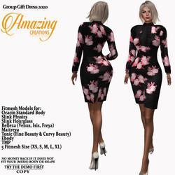 Group Gift Dress 2020