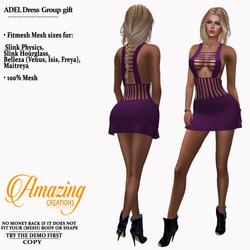 AmAzINg CrEaTiOnS ADEL Dress Group gift_
