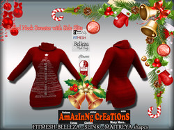 AmAzInNg CrEaTiOnS Rolled Neck Sweater w