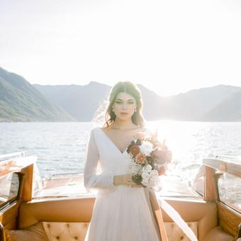 Fairy tale wedding at Villa Monastero