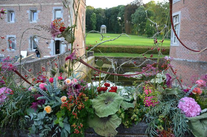Fleuramour 2017... nel castello incantato