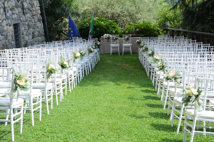 Al castello dell'Innominato per un matrimonio da favola
