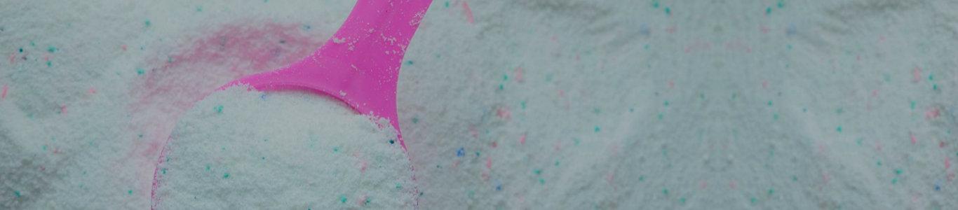 Detergentes, Suavizantes, Blanqueadores, Jabones, Facilitadores de Planchado