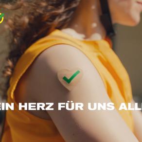 Neue Kampagne zur Covid-19-Impfung