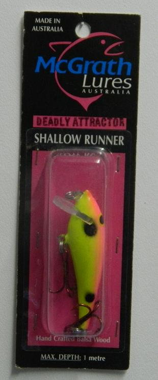 Shallow Runner - Deadly Attractor