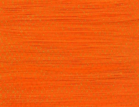 Skirt Tab Skirt Set Orange Gold Glitter Scale