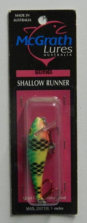 Shallow Runner - Cobra