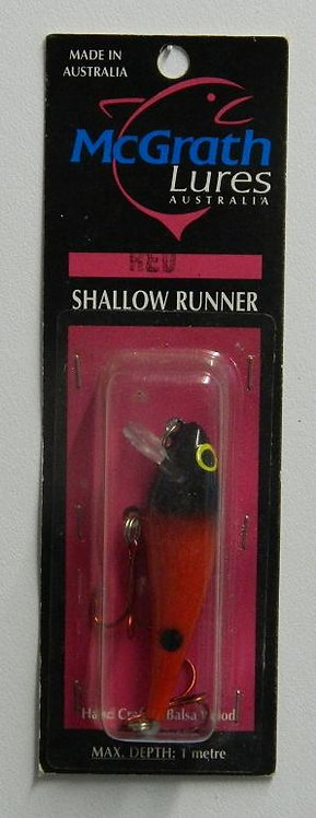 Shallow Runner - Red
