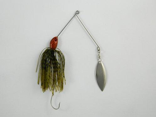 1/2 Oz SB - Sand & Black - Single Willow