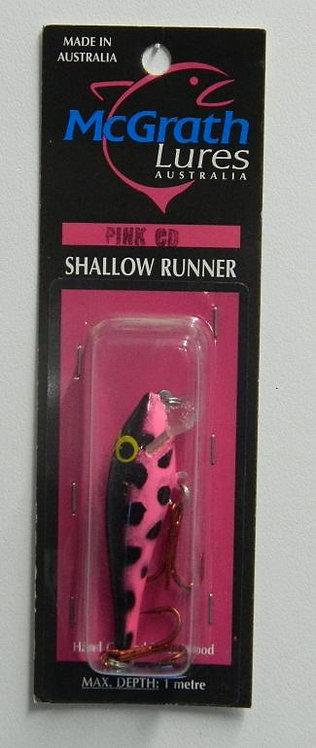 Shallow Runner - Pink CD