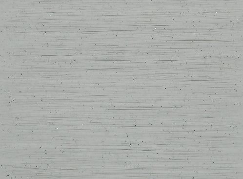 Skirt Tab Skirt Set White with Silver Fleck