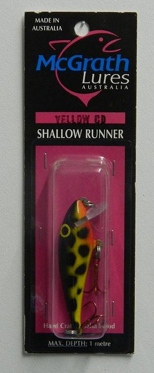 Shallow Runner - Yellow CD
