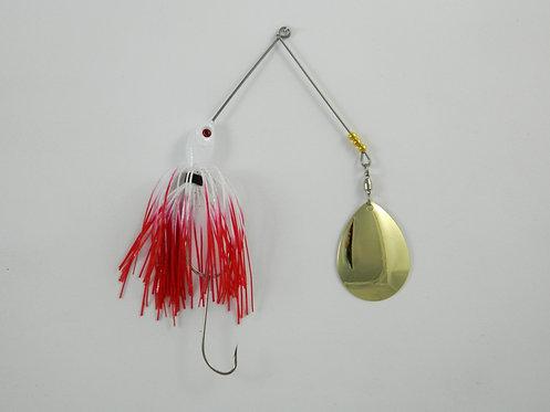 1/2 Oz SB - White & Red Tips - Single Colorado