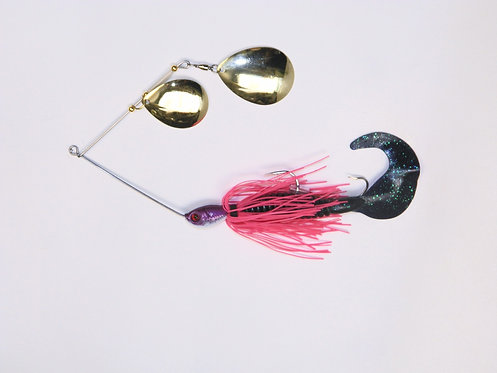 Spinnerbait - Hot Pink