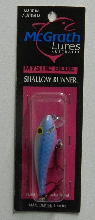 Shallow Runner - Mystic Blue