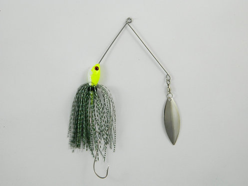 1/2 Oz SB - Glitter Green - Single Willow