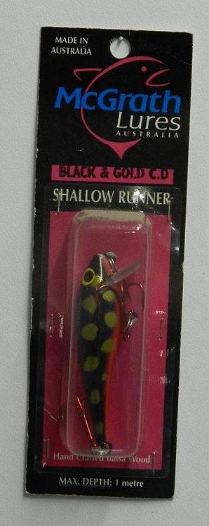 Shallow Runner - Black & Gold CD