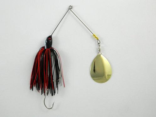 1/2 Oz SB - Black & Red - Single Colorado