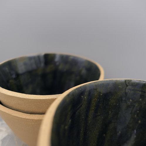 Hand built Rice Bowl