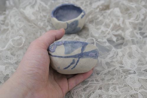 Small Nimue Pinch Pot