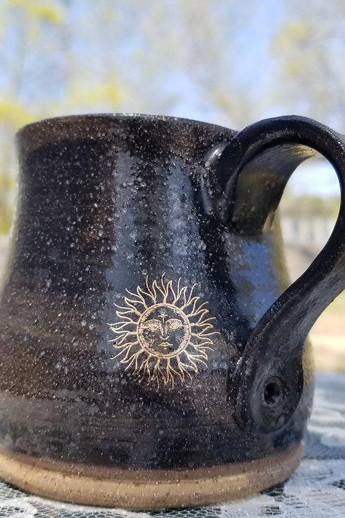 Hiding Sun Mug