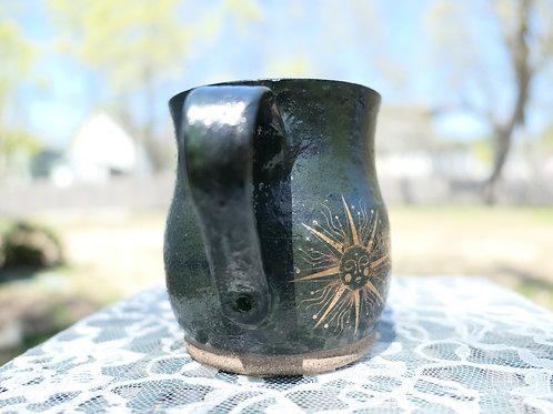 Sunshine Mug in Earth Elemental