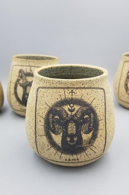 Naked Zodiac Mugs