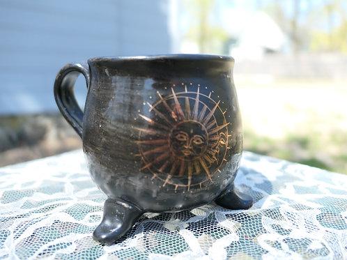 Sun & Moon Cauldron Mug