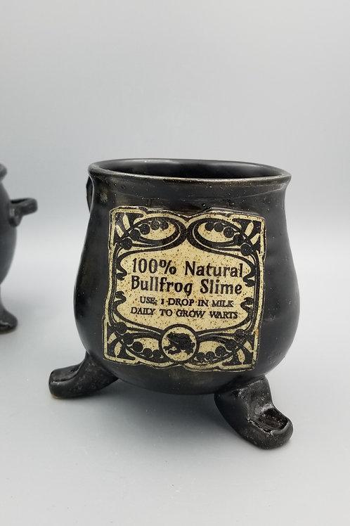 Natural Bullfrog Slime Mug