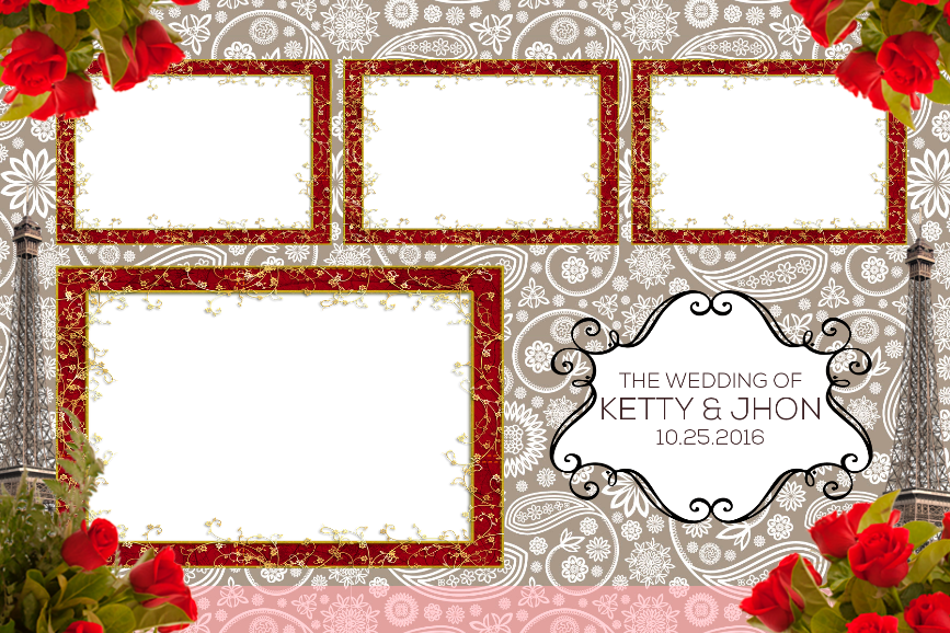 Wedding Photo Booth- 22