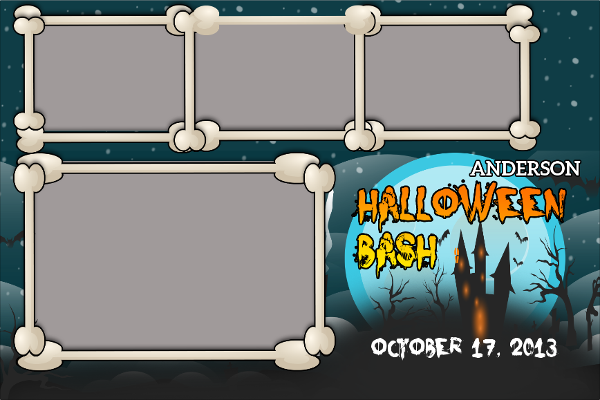 Halloween Photo Booth- 1