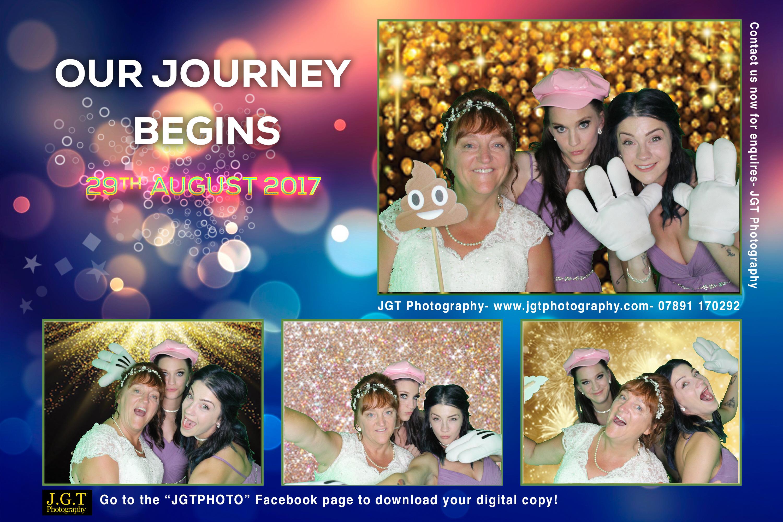 JGT Selfie Photo Booth