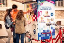 Photocyclette personnalisé festival