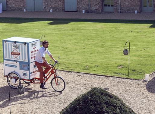 La Photocyclette à votre mariage : comment ça se passe ?