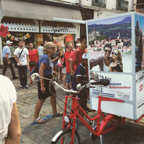 Photobooth tour de france Puy en vellay