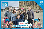 phot paris nice avec la photocyclette