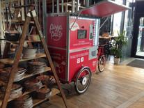 photocyclette pizza pai