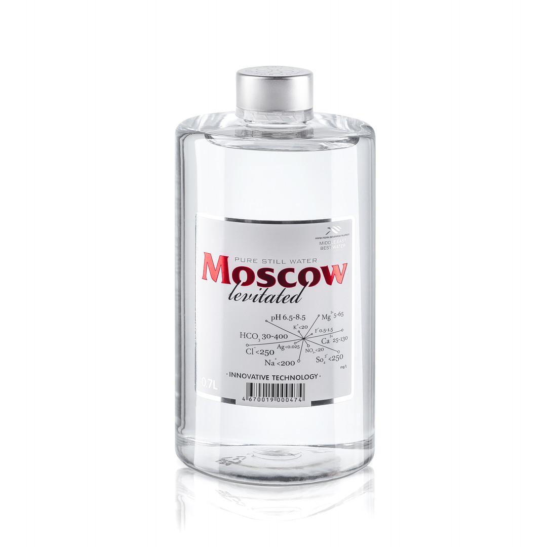 Бутылка ПЭТ объемом 0.7 литра (6 бутылок в упаковке)