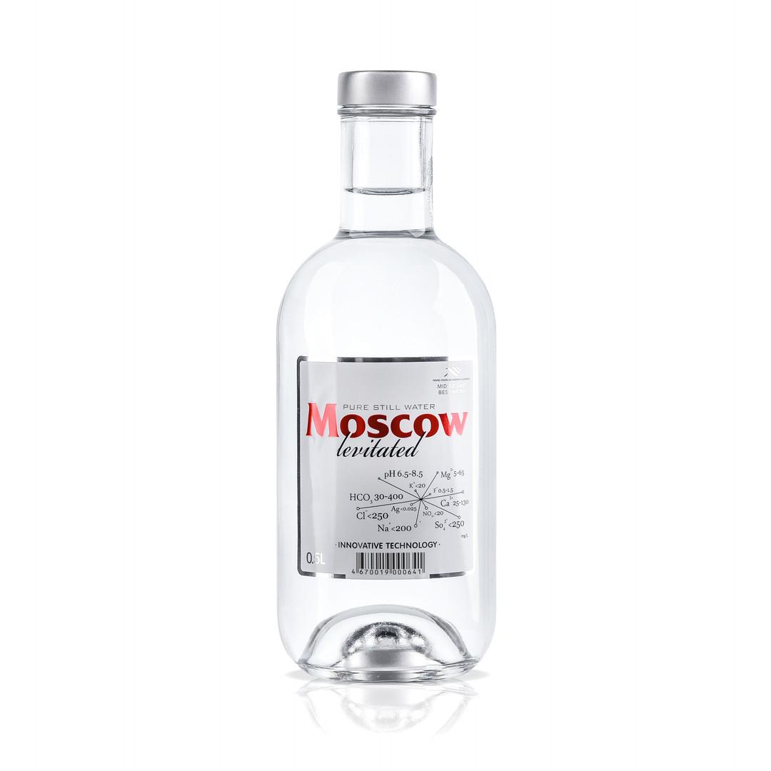 Стекло объемом 0.5 литра (6 бутылок в упаковке)