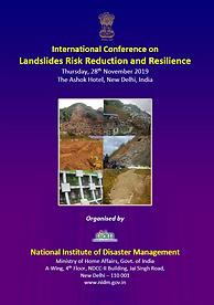 International Conference on Landslides R