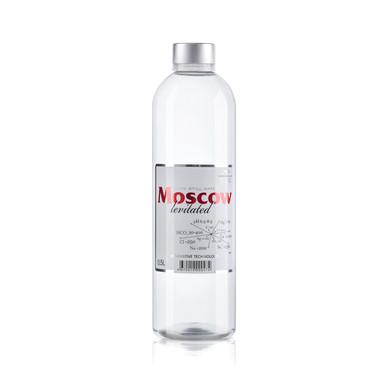 Бутылка ПЭТ объемом 0.5 литра (12 бутылок в упаковке)